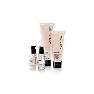 Mary Kay TimeWise  Miracle Set (combination to oily)/ 4-piece set (Best Makeup For Women Over 55)