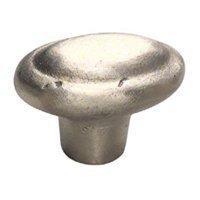Mountain Antique Bronze Oval Knob - 2