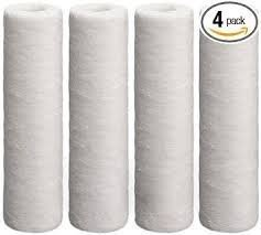 Compatible to AquaFX 1-Micron Sediment Filters 4 Pack, 10