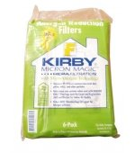 Kirby Allergen Reduction Bags - Style F - GENUINE! x 2 Packs (12 Bags) Sentria