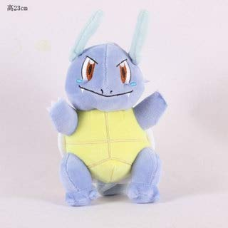 - LyZim Bulbasaur Squirtle Charmander Stuffed Toy Collection Hobby Doll Anime Peripheral Plush Doll Children's Day Event Gift -Multicolor Complete Series Merchandise