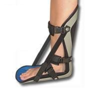 Ossur Form Fit Night Splint with Slip-Resistant Tread Small
