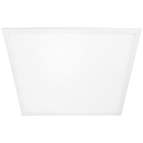 Kobi Electric ELP-24-50-50-MV 2 x 4, 50W K3R9 Edge-Lit Flat Panel (4 Pack), White