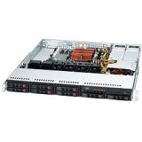 Supermicro Rackmount Server Chassis (CSE-113MTQ-R400CB) by Supermicro (Image #1)