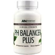 pH Balancer Plus 180 Capsules by American Nutriceuticals