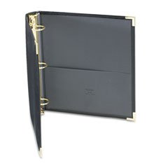 Classic Collection Ring Binder Portfolio, 11 x 8-1/2, 1-1/2'' Capacity, by MotivationUSA