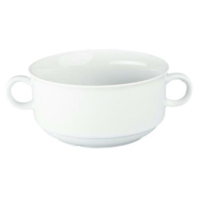 Pattern Cream Soup Bowl (14 oz. Cream Soup [Set of 4])