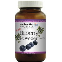 Eclectic Institute, Bilberry POW-der, Raw, 3.2 oz (90 g) by Eclectic Institute