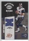 Kurt Warner #36/150 (Football Card) 2004 Playoff Hogg Heaven - Material Hoggs - Bronze #MH-30 - Heaven Bronze
