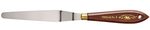 (Winsor & Newton 7003144Painting Knives, Stainless Steel, Transparent, 25x 15x 10cm)