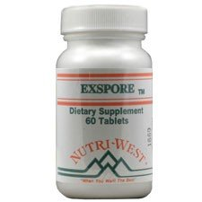 Exspore - 60 Tablets by Nutri West
