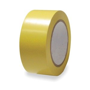Brady床マーキングテープ、ソリッド、連続ロール、2インチ幅、1 eaビニール58200 – 1各 B0090PNPBW