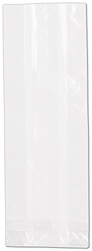 NatureFlex TM Biodegradable Clear Cello Bags (1000 Bags) - BOWS-69-10D by Miller Supply Inc