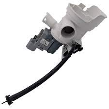 - Edgewater Parts Washer Drain Pump Motor Assembly Compatible with Bosch 436440, 1106007, 0436440, AP3764202