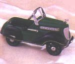 1937 Steelcraft Junior Streamliner Hallmark Kiddie Car Classics QHG9047