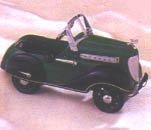 1937 Steelcraft Junior Streamliner Hallmark Kiddie Car Classics QHG9047 ()