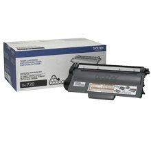 Brother TN720 Laser Toner Cartridge