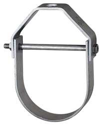 Clevis Hanger, Adjustable, Pipe Sz 1 1/2In ()