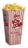 44E Open Top Popcorn Box (500/Case)