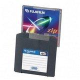 FUJ25275001 - Fuji IBM/Mac Compatible ZIP Disk by Fuji