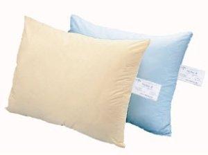 McKesson Bed Pillow CareGuard 21 X 27 Inch Blue Reusable (12 Per Case)