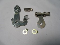 (Weber PM 3719 Weber Dcoe Carburetor Inter Couple Linkage Dual Twin Cable)