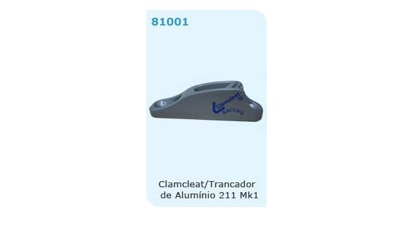 LASER PART CAM CLEAT FOR BOOM AND DECK NAUTOS 9906 CLAMCLEAT