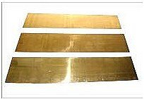 K&S Precision Metals 250 Brass Sheet, 0.005