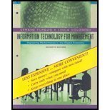 Information Technology for Management: Transforming Organizations in the Digital Economy 7th Edition Binder Ready Versio