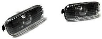 Hotsteelies Smoke Pattern Lens Front Fender Side Marker Light for Audi A4 B6 B7 A6 C6