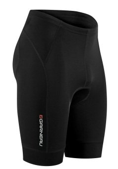 Louis Garneau Signature Optimum Shorts - Men's Black, XL