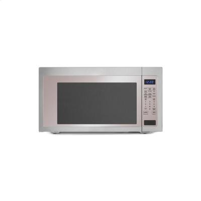 Whirlpool 2.2 cu. ft. Countertop Microwave Stainless Steel UMC5225DS (Built In Whirlpool Microwave)