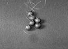 (DollarItemDirect Pith Balls, Graphite Coated on Cord (pkg/6), Case of 5)