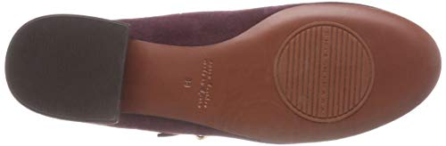 Ballet Closed Toe Grape Chie Flats Women's Purple Mihara Grape Ante Wapa T4pWngFXc