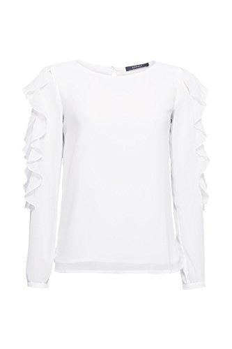 White ESPRIT Blanc Off Collection Femme 110 Blouse wBznBSpUq