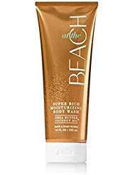 (Bath & Body Works AT THE BEACH Moisturizing Body Wash 10 oz)