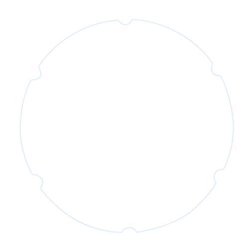 archery compound bow clarifier lens