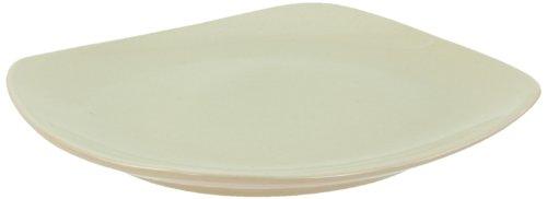 Crestware China Porcelain - Crestware Dover 10-Inch Square Plate, 12-Pack