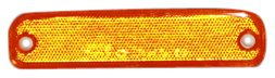 Chevrolet C10 Side Marker (TYC 18-1198-01 Chevrolet/GMC Driver/Passenger Side Replacement Side Marker Lamp)