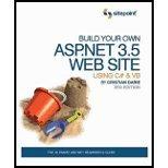 Build Your Own ASPNET 35 Website Using C# & VB (3rd, 08) by Darie, Cristian - Barnett, Wyatt [Paperback (2008)]