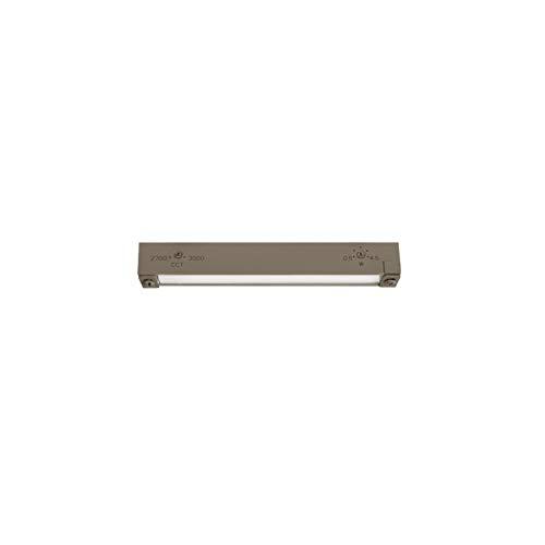 13 Outdoor Bracket Light Wall (WAC Lighting 7061-27/30BZ LED 12V Strip Light Hardscape, Bronze)