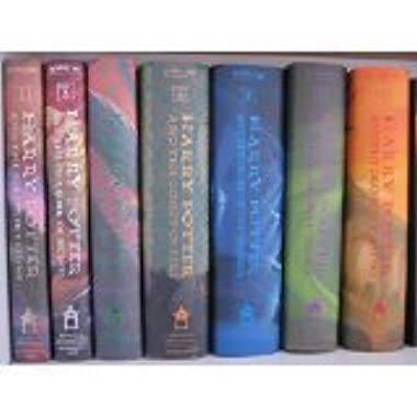 Harry Potter 7, Hardcover Books, Complete Set, Scholastics, J.k. Rowlings