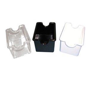 Winco Plastic Sugar Packet Holder, 3.5 x 2.5 x 2 inch -- 12 per case.