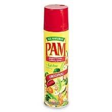 PAM-Original No Stick Cooking Spray, 3/8oz Cans by Congra Foods