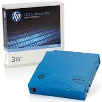 Genuine OEM brand name HP LTO5 Ultrium V 1.5TB/3.0TB C7975A by HP