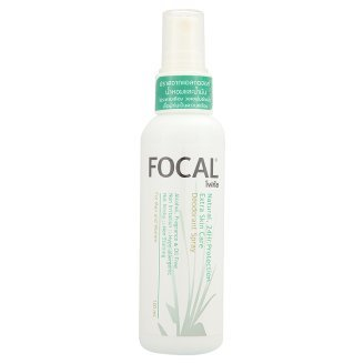 Focal spray deodorant. The alcohol-free Perfumes and oils...