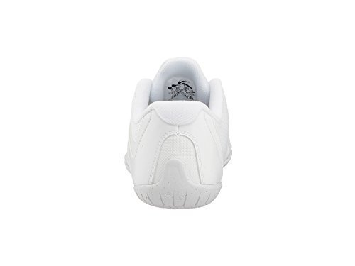 NIKE Women's Cheer Scorpion Cross Training Shoes (7.5 B(M) US, White/White/Pure Platinum)