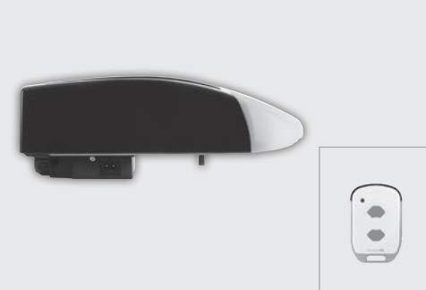 Illuminazione Con Binari : Motore per porta garage comfort con binario amazon