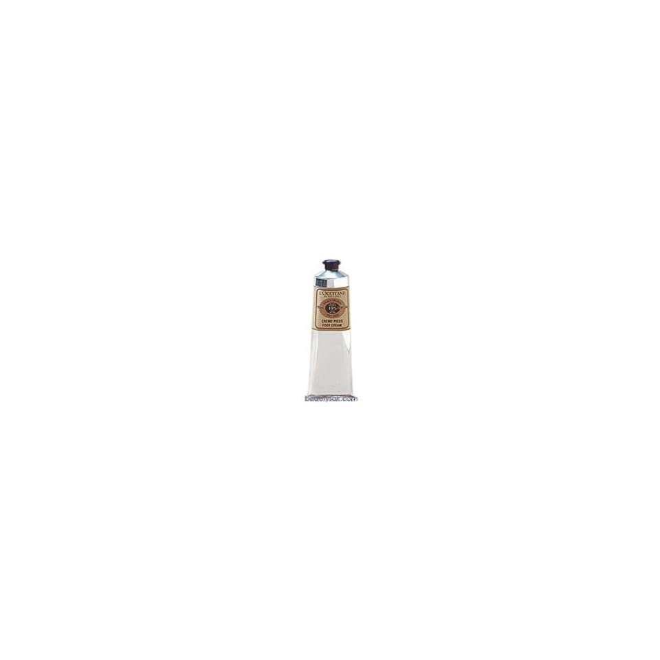 LOccitane En Provence   Shea Butter Foot Cream for Dry Skin 5.2oz