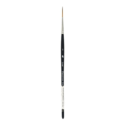 Princeton Artist Brush Elite Synthetic Kolinsky 4850 Liner - One Series Liner